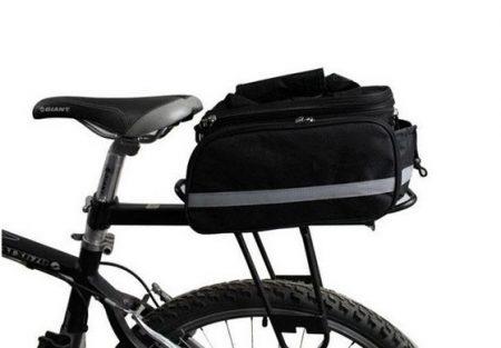 Rear Mounted Pannier/Seat Bag