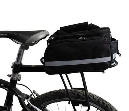 Rear Mounted Pannier/Seat Bag