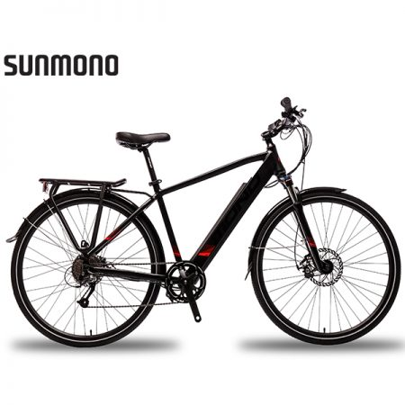 "E-MONO 28""(700C) ELECTRIC URBAN BIKE SE-70M001 buy Ebike get one 36V10ah battery for free"