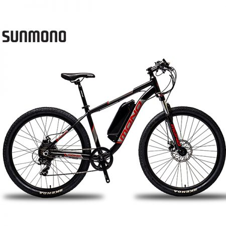 "E-MONO 27.5""  ELECTRIC MOUNTAIN BIKE SE-27M002"