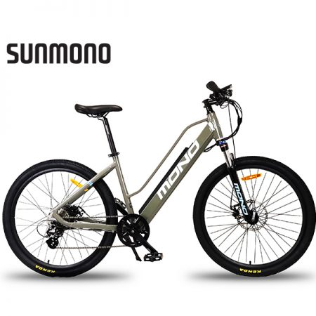E-MONO 26″ UNISEX ELECTRIC MOUNTAIN BIKE SE-26L001