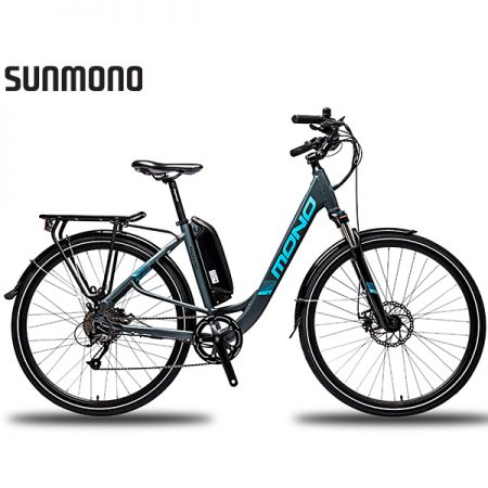 "E-MONO 27.5"" ELECTRIC MOUNTAIN BIKE-70L001"