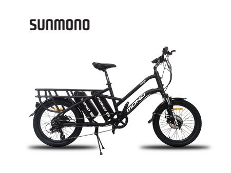 "E-MONO 20"" ELECTRIC CARGO BIKE SE-20B01"