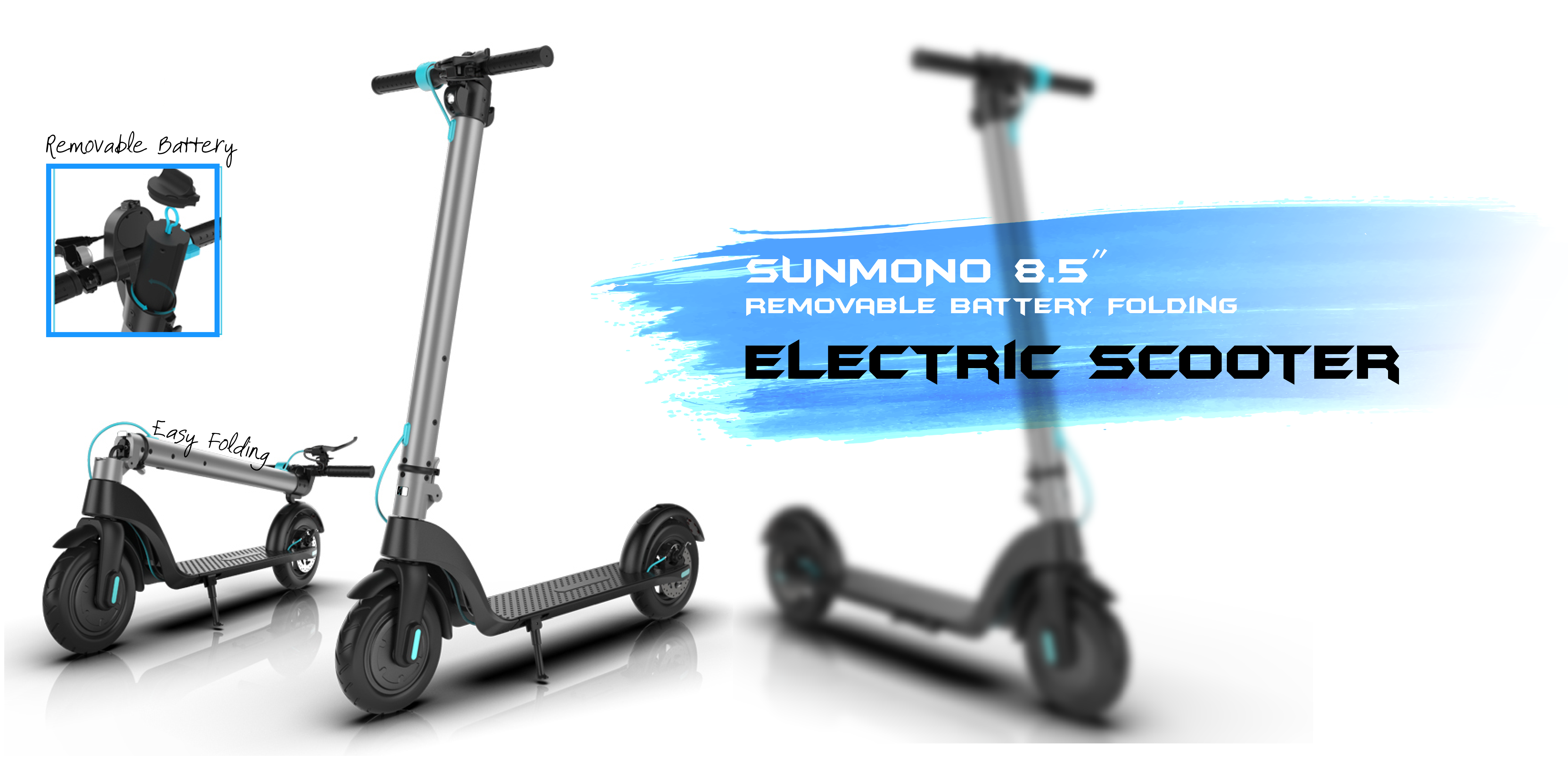 Sunmono-Folding-Electric-Scooter-S1-Display-Banner-2