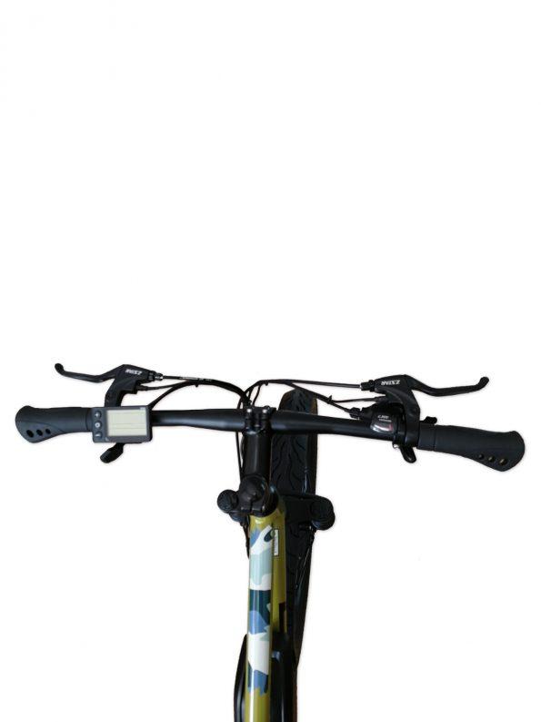 E-MONO 24″ ELECTRIC CRUISER BIKE SE-24B01