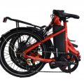 E-mono's Lightweight STEP-THRU Folding Bike-Detail-5