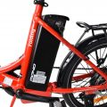 E-mono's Lightweight STEP-THRU Folding Bike-Detail-6