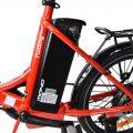 E-mono's Lightweight STEP-THRU Folding Bike-Detail-6